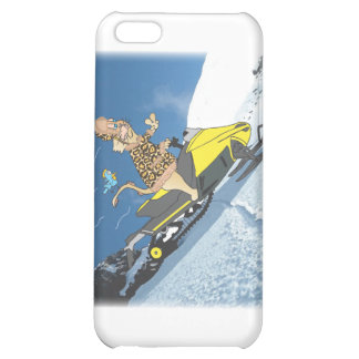 Courageous iPhone 5C Cover