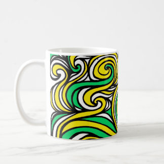 Courageous Shy Remarkable Friendly Basic White Mug