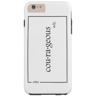 Courageous Tough iPhone 6 Plus Case