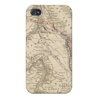 Course of the Nile Cover For iPhone 4