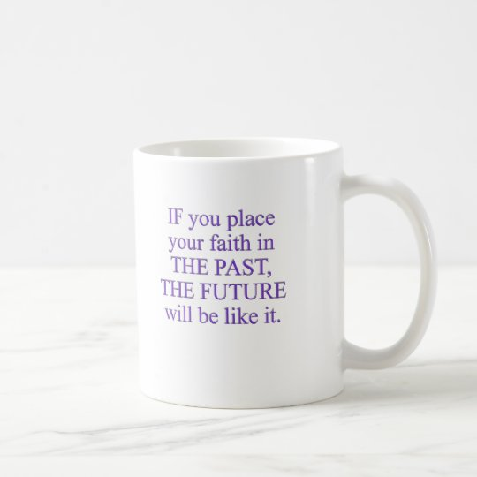 Course Quote-IF you place your faith in Coffee