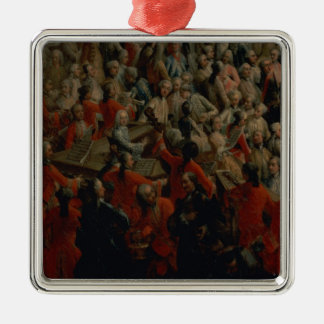 Court Banquet in the Great Antechamber Christmas Ornament