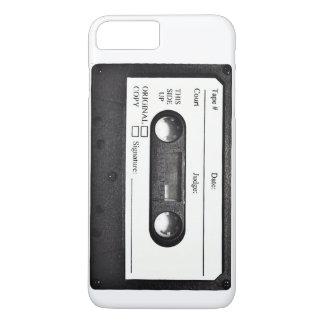 Court Cassette Tape Case