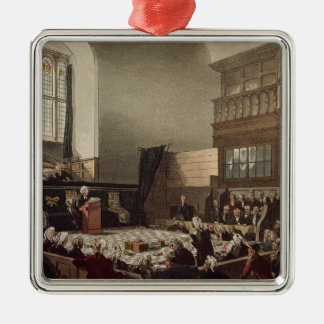 Court of Exchequer, Westminster Hall Christmas Ornament