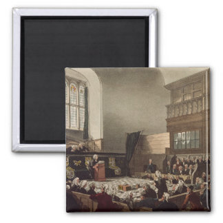 Court of Exchequer, Westminster Hall Magnet