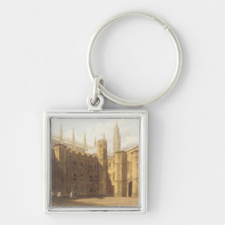 Court of King's College, Cambridge, from 'The Hist Key Ring