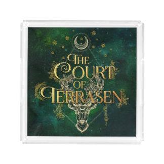 Court of Terrasen tray