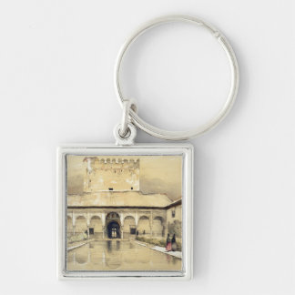 Court of the Myrtles (Patio de los Arrayanes) and Key Ring