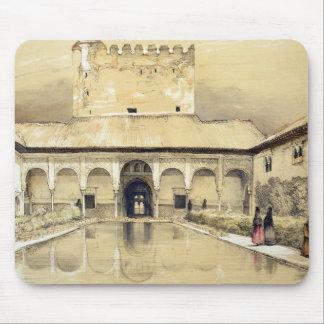 Court of the Myrtles (Patio de los Arrayanes) and Mouse Mat