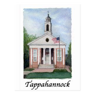 Courthouse Tappahannock Postcard