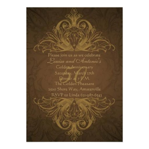 Courtly Invitation