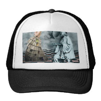 COURTLY JESTERS MESH HAT