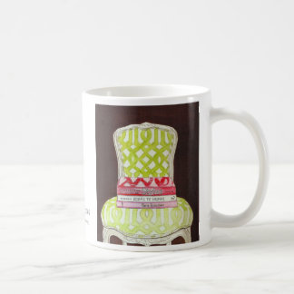 Courtney Barnes Chair by Anne Harwell Coffee Mug
