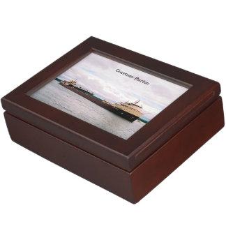 Courtney Burton keepsake box
