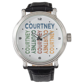 Courtney Cute Colorful Watch