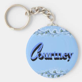 Courtney Keychain