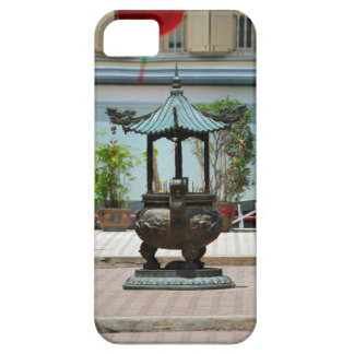 Courtyard shrine, Singapore Barely There iPhone 5 Case