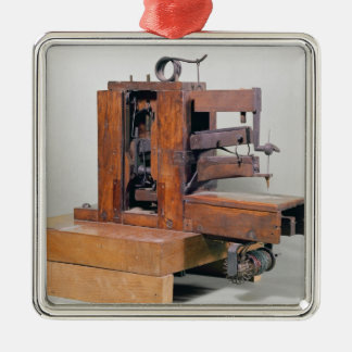 Couseuse', the first sewing machine, 1830 christmas ornament