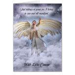 Cousin Angel Christmas Card Religious