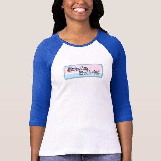 Cousin Belle's Store Logo T-Shirt