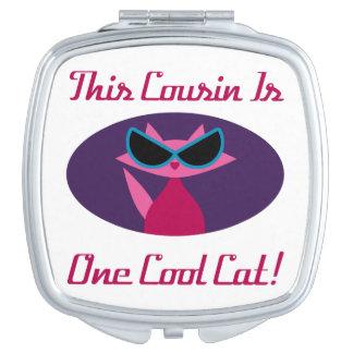 Cousin Cool Cat Makeup Mirrors