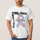 Cousin - Military Supporting My Hero T-Shirt
