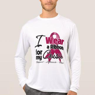 Cousin - Multiple Myeloma Ribbon Tee Shirt