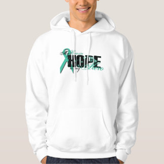 Cousin My Hero - Ovarian Hope Hooded Pullovers