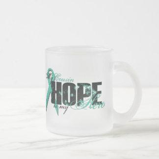 Cousin My Hero - Ovarian Hope Coffee Mug
