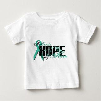 Cousin My Hero - Ovarian Hope T Shirt