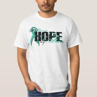 Cousin My Hero - Ovarian Hope Tees