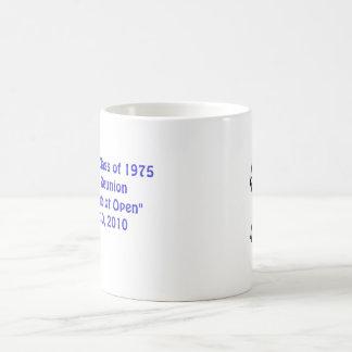Cousino Class of 1975 35th Reunion golf mug...