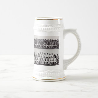 Cousino High School 1972-3 League Champs Beer Stein