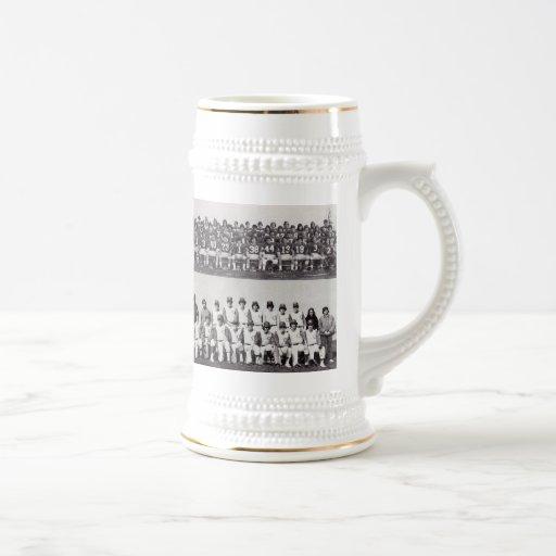 Cousino High School 1972-3 League Champs Coffee Mug