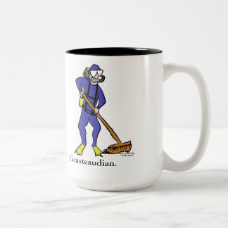 Cousteaudian Coffee Mug