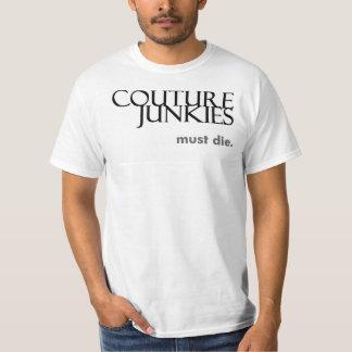 Couture Junkies must die FMS Bargain shirt