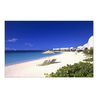 Cove Castles Villas, Shoal Bay West, Anguilla Photograph
