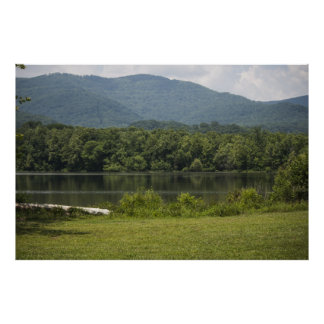 Cove Lake 2-Caryville, TN. Poster
