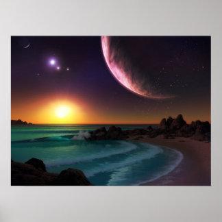 Cove of Dreams Print