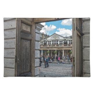 Covent Garden door placemat