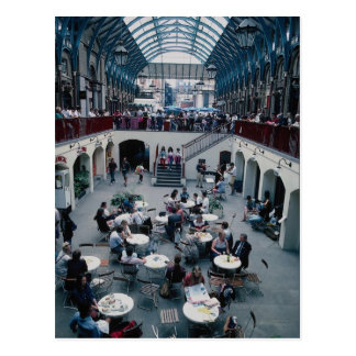 Covent Garden, London, England Postcard