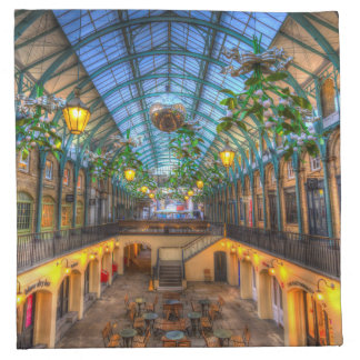 Covent Garden London View Napkin
