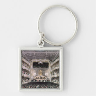 Covent Garden Theatre Key Ring