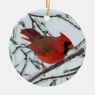 Coventry Cardinal Christmas Ornament