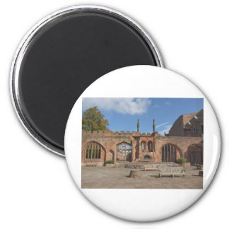 Coventry Cathedral Refrigerator Magnet