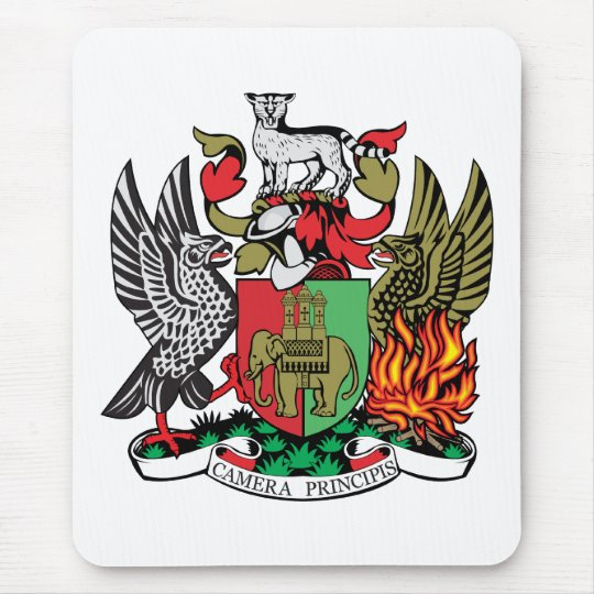 Coventry Coat of Arms Mouse Mat