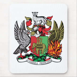 Coventry Coat of Arms Mouse Pad