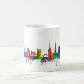 Coventry England Skyline Coffee Mug