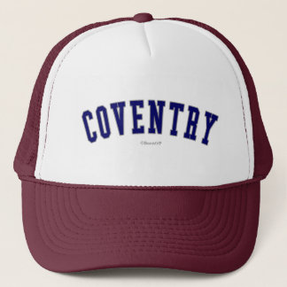 Coventry Trucker Hat