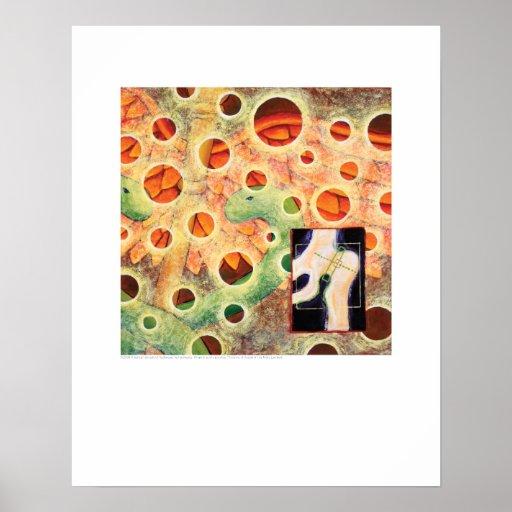 Cover art - Patterns - Lambert Poster